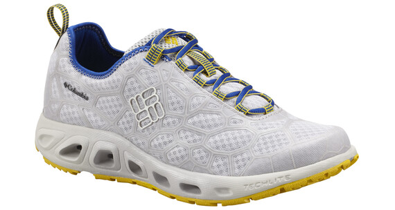 Columbia Megavent Shift Shoes Men Cool Grey, White